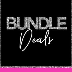 Bundle the items you like for big savings.
